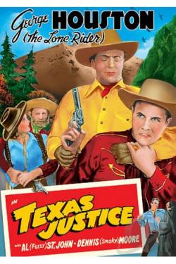 Texas Justice DVD Cover Art