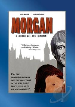 Morgan! DVD Cover Art