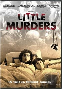 Little Murders DVD Cover Art