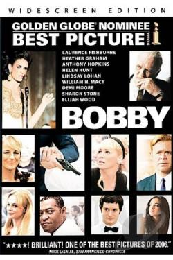 Bobby DVD Cover Art