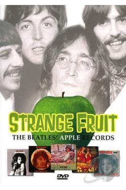 Strange Fruit: The Beatles' Apple Records DVD Cover Art