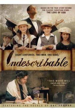 Indescribable DVD Cover Art