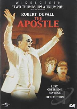 Apostle DVD Cover Art