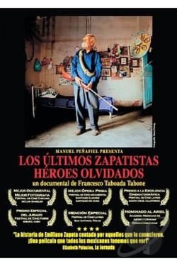 Last Zapatistas DVD Cover Art