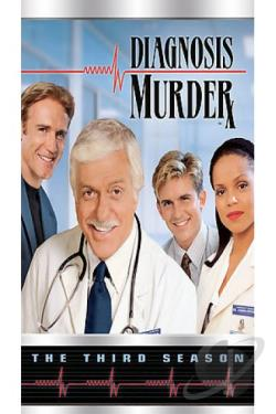 Diagnosis Murder - Season 1 thru 3 DVD Cover Art