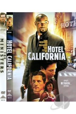 Hotel California/The Ministers DVD Cover Art