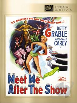 Meet Me After the Show DVD Cover Art
