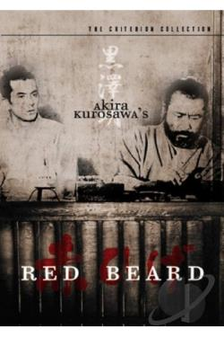 Red Beard DVD Cover Art