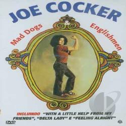 Joe Cocker - Mad Dogs and Englishmen DVD Cover Art