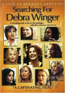 Searching for Debra Winger DVD Cover Art