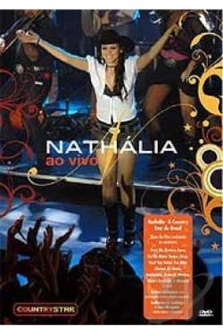 Nathalia: Ao Vivo - Country Star DVD Cover Art