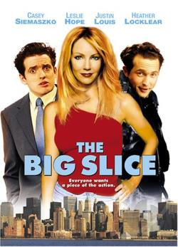 Big Slice DVD Cover Art