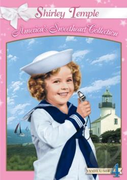 Shirley Temple Collection - Volume 4 DVD Cover Art