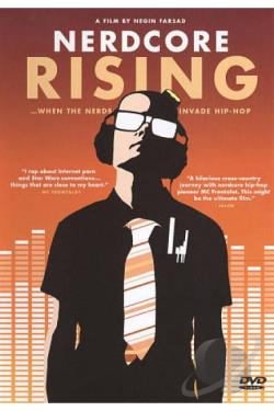 Nerdcore Rising DVD Cover Art