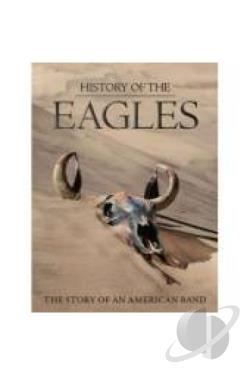 History Of The Eagles BRAY Cover Art