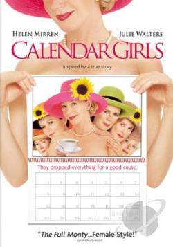 Calendar Girls DVD Cover Art