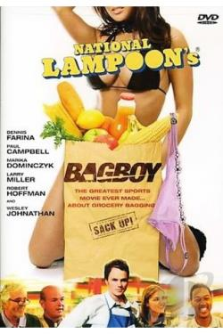 National Lampoon's - Bagboy DVD Cover Art
