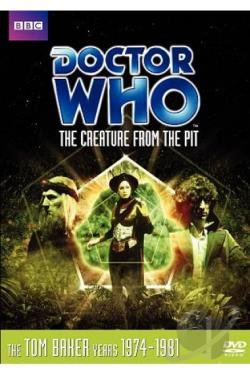 Doctor Who: Episode 106 - Creature from the Pit DVD Cover Art