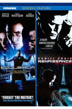 Renaissance/Equilibrium DVD Cover Art