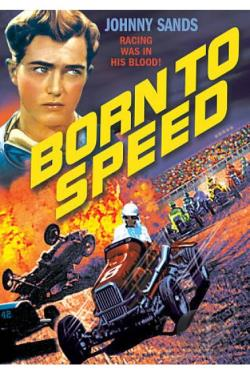 Born to Speed DVD Cover Art