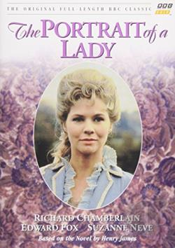 Portrait of a Lady DVD Cover Art
