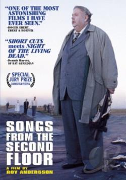 Songs from the Second Floor DVD Cover Art