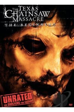 Texas Chainsaw Massacre: The Beginning DVD Cover Art