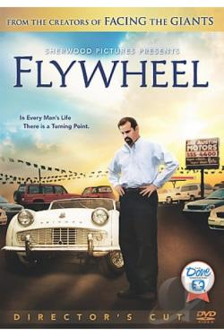Flywheel DVD Cover Art
