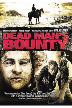 Dead Man's Bounty DVD Cover Art