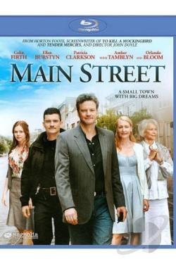 Main Street BRAY Cover Art