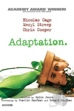 Adaptation DVD Cover Art