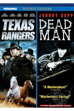 Dead Man/Texas Rangers DVD Cover Art