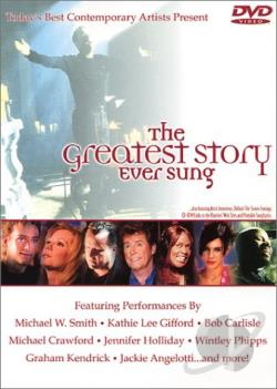 Millennium Chorus - The Greatest Story Ever Sung DVD Cover Art