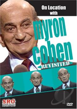 Myron Cohen Revisited DVD Cover Art