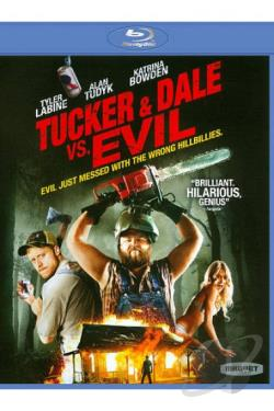 Tucker & Dale vs. Evil BRAY Cover Art