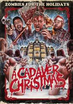 Cadaver Christmas DVD Cover Art