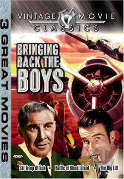 Bringing Back The Boys DVD Cover Art
