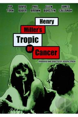 Tropic of Cancer DVD Cover Art