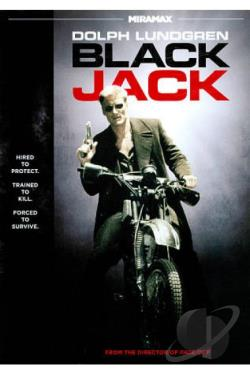 Blackjack DVD Cover Art