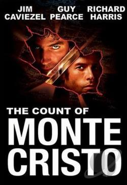 Count of Monte Cristo DVD Cover Art