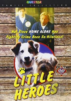 Little Heroes DVD Cover Art