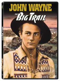 Big Trail DVD Cover Art