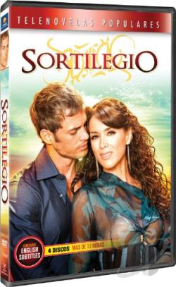 Sortilegio DVD Cover Art