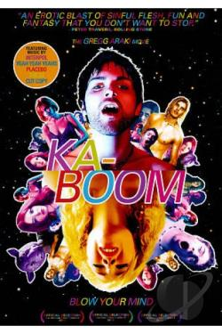 Kaboom DVD Cover Art