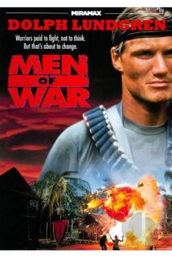 Men of War DVD Cover Art
