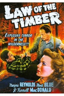 Law of the Timber DVD Cover Art