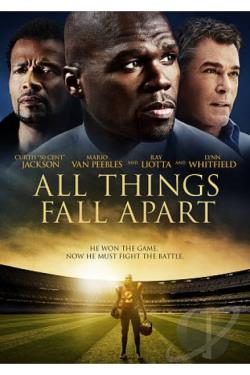 All Things Fall Apart DVD Cover Art