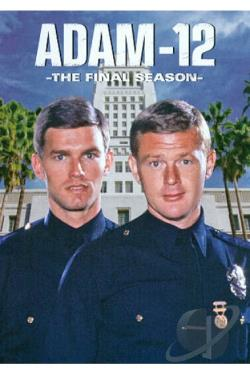 Adam-12: The Final Season DVD Cover Art
