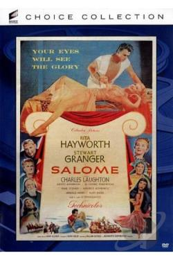 Salome DVD Cover Art