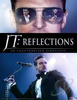 JT: Reflections - An Unauthorized Biography DVD Cover Art